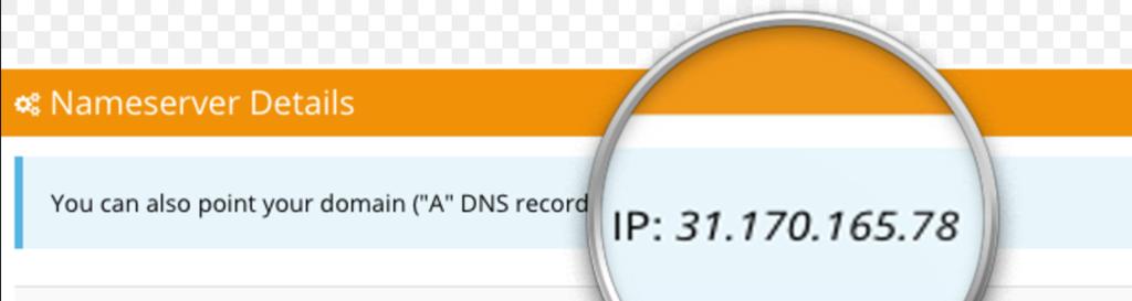 Địa chỉ IP hosting