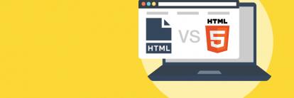 khác biệt giữa html và html5
