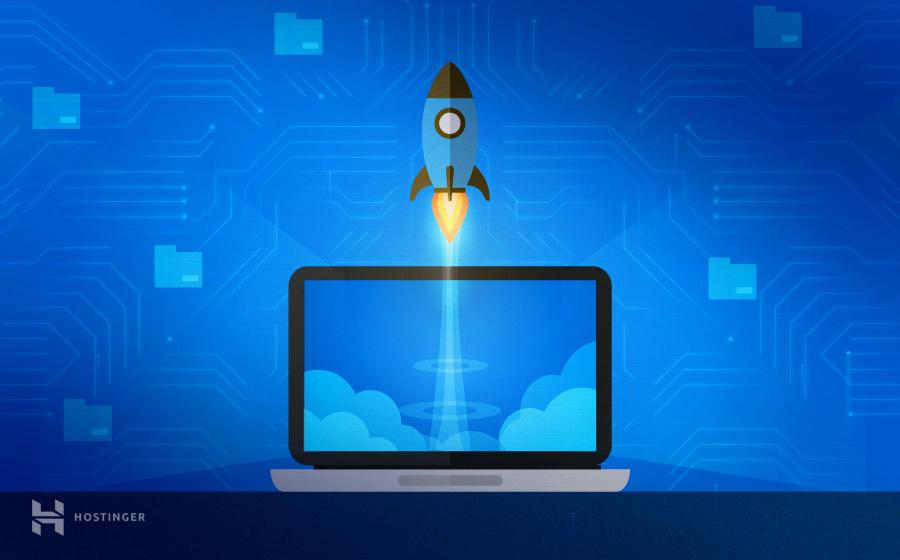 Cách up web lên host của bạn – phương pháp nhanh nhất