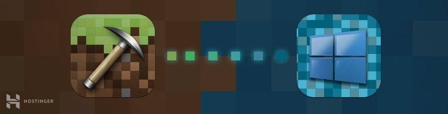 cách tạo server minecraft windows