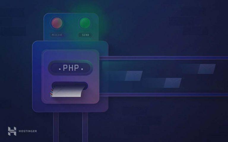 Làm thế nào để gửi email bằng PHP