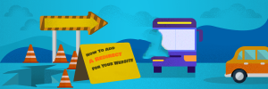 Làm thế nào để redirect website của bạn