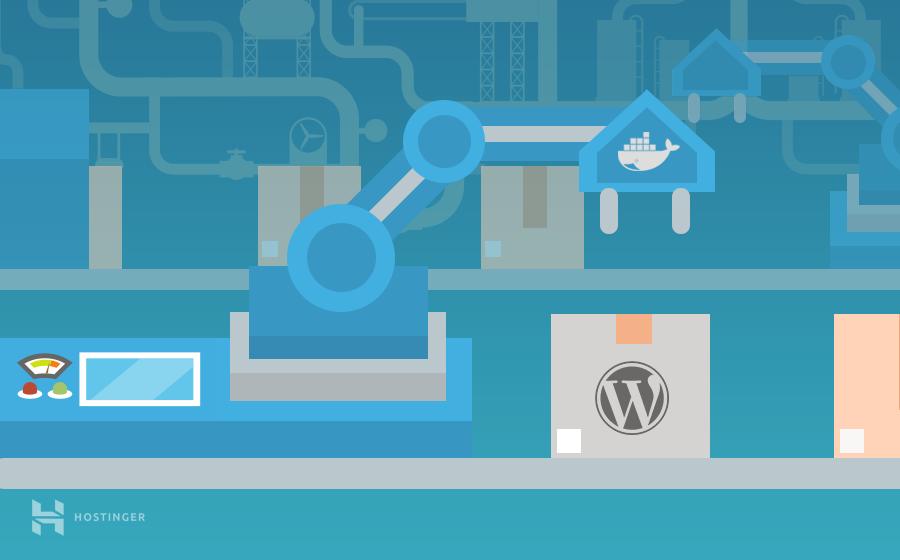 Làm thế nào để cài WordPress trên docker (Windows, MacOS và Linux)