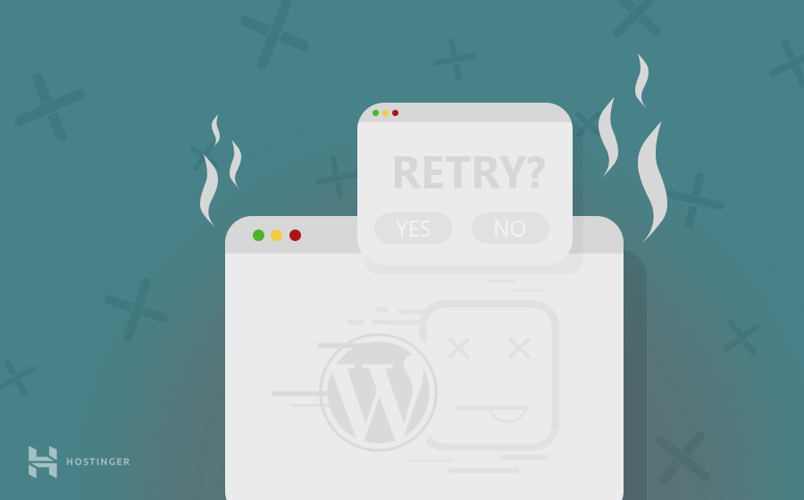 Sửa lỗi trang trắng WordPress