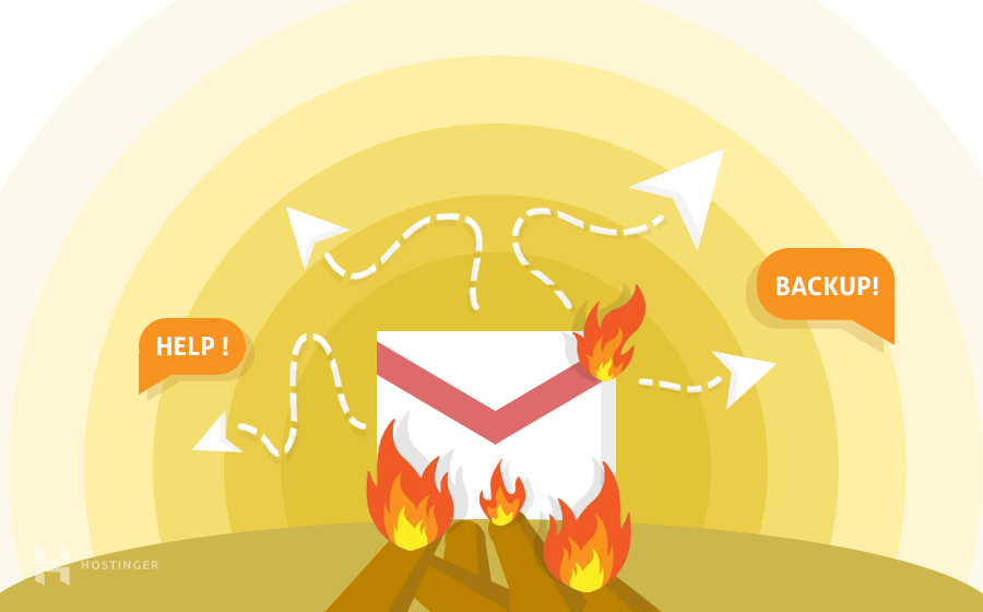 Backup mail outlook
