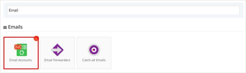 Tài khoản email