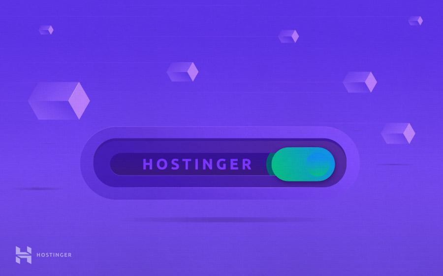 Quản lý domain dns trên Hostinger
