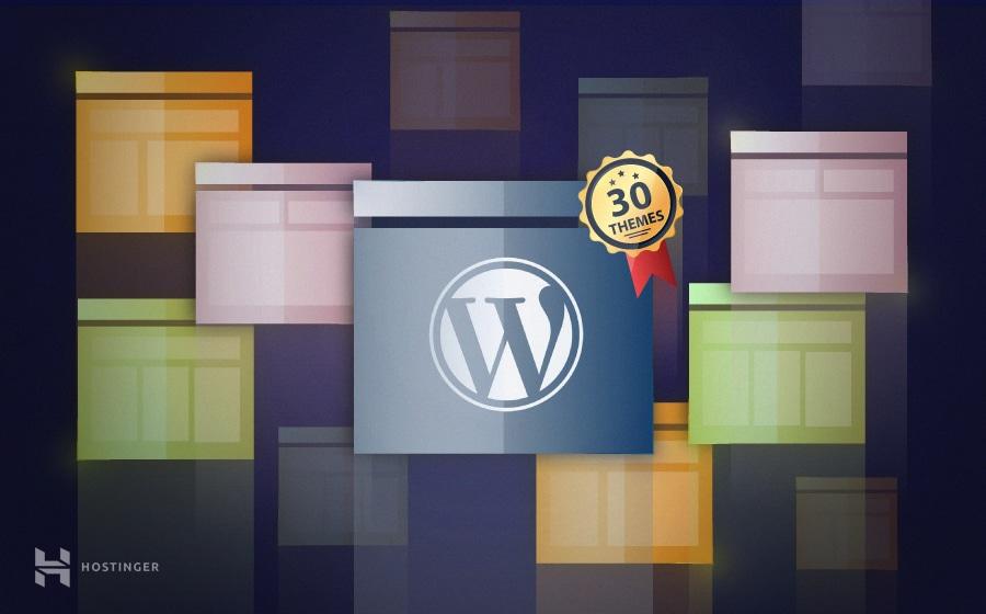 40 theme WordPress free responsive tốt nhất năm 2020