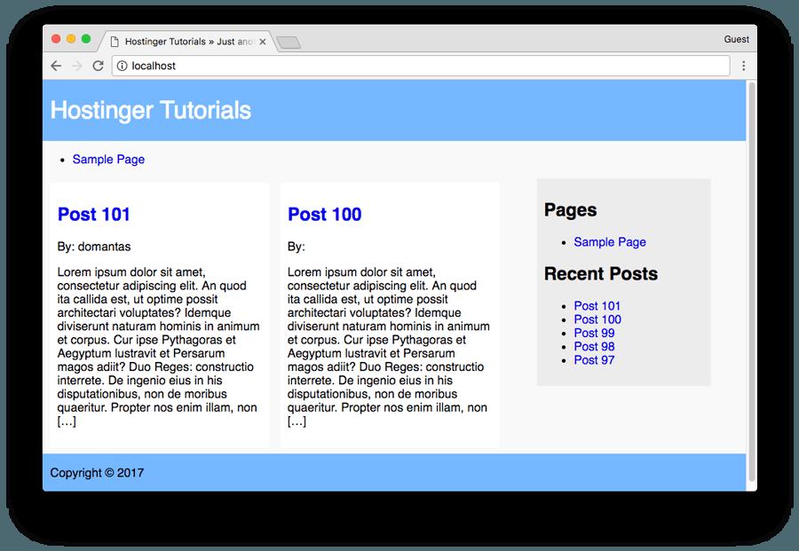 theme wordpress responsive 3