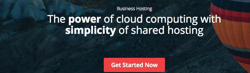 cách tạo blog trên cloud hosting