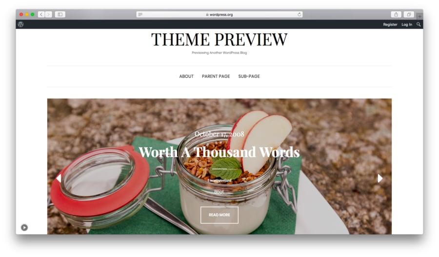 theme wordpress bán hàng elara