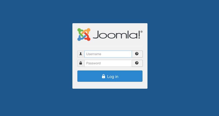 Trang Quản Trị Joomla