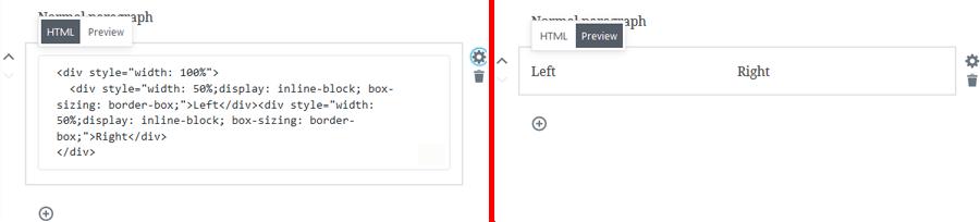 xem trước html editor