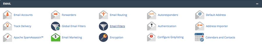 hướng dẫn sử dụng cpanel email