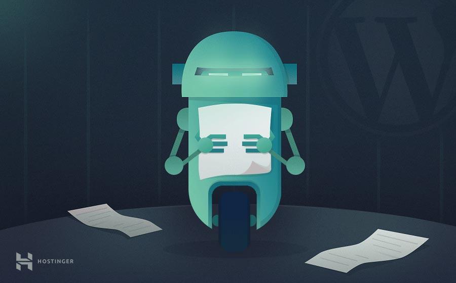 Hướng dẫn tạo file robots.txt cho WordPress