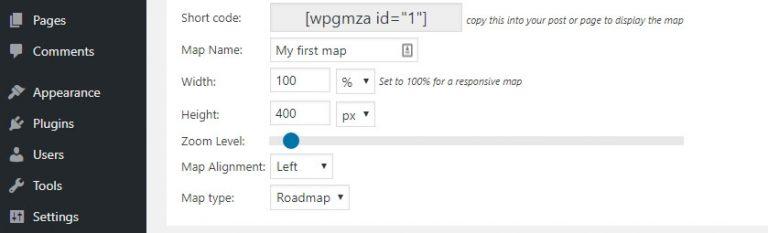 tên bản đồ