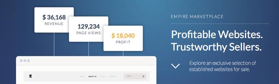 kiếm tiền bằng cách bán website