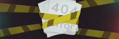 cách sửa lỗi error 404