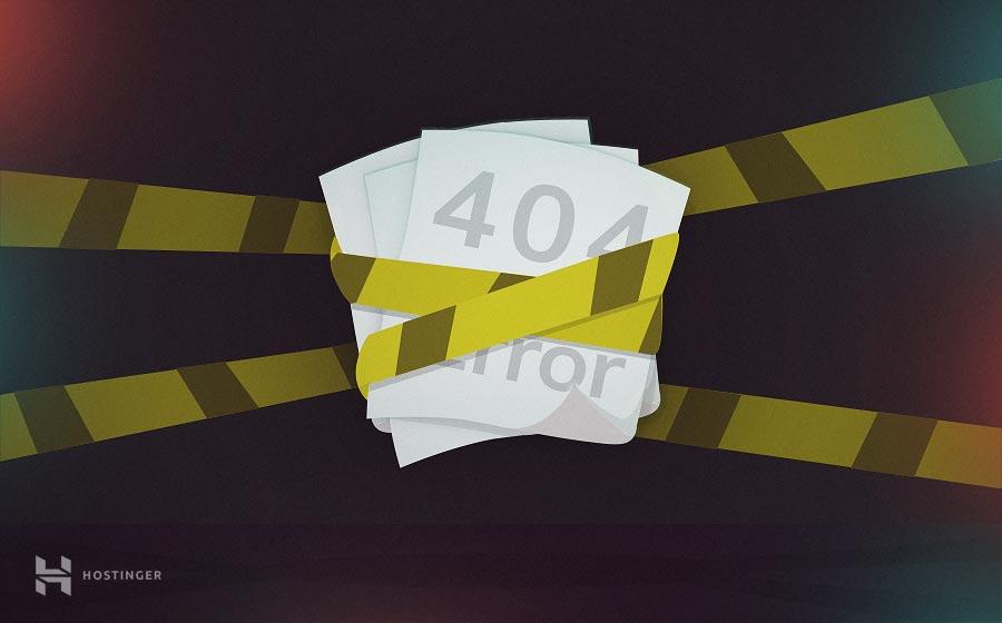 Cách sửa lỗi error 404 trong WordPress