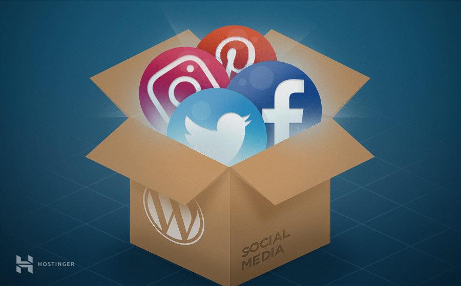 tích hợp facebook vào website WordPress