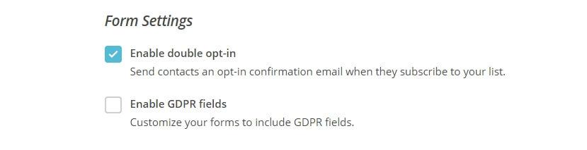 cấu hình đăng ký email