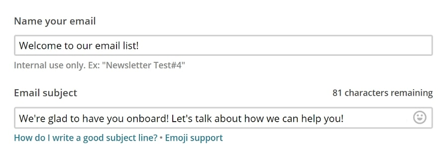 ví dụ email
