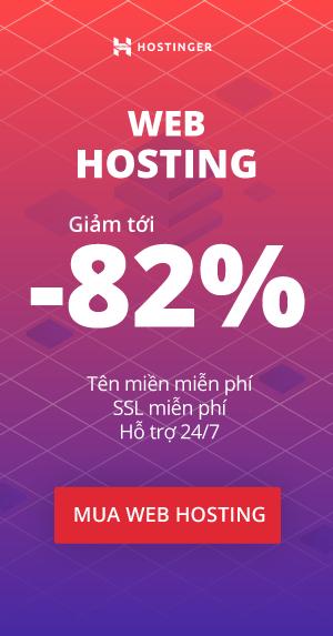 Web Hosting -82%