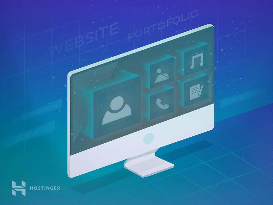 Làm thế nào để tạo portfolio website