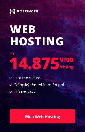 Web Hosting -90%