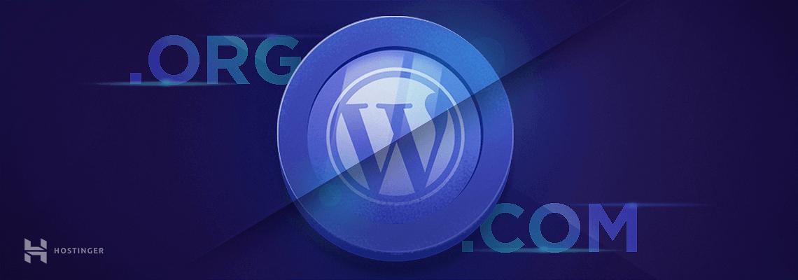 So sánh sự khác biệt giữa WordPress.com và WordPress.org