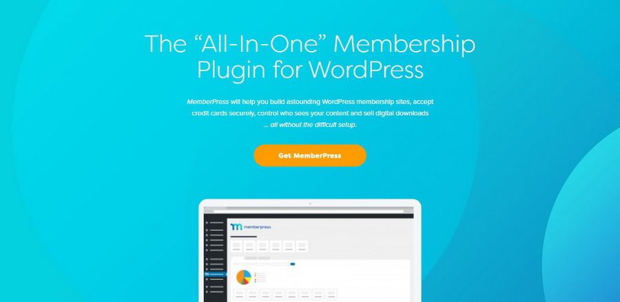 Plugin đăng ký thành viên WordPress memberpress