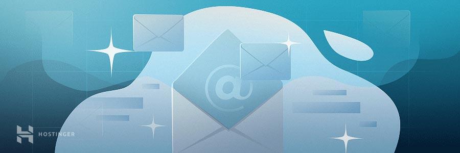 tạo email theo tên miền riêng - chọn email hosting