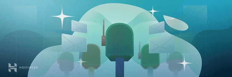 Tạo tài khoản email theo tên miền bước 5