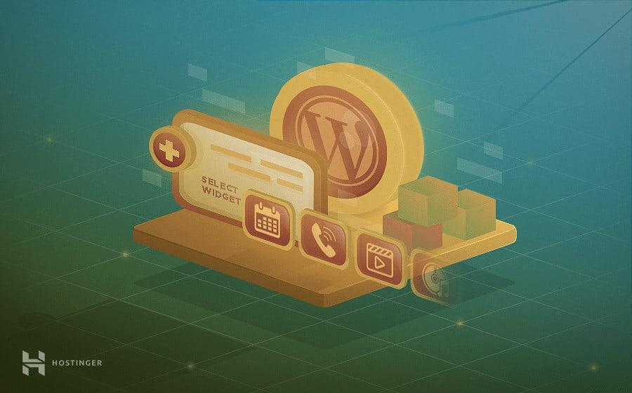 Widget là gì? Cách sử dụng WordPress Widget