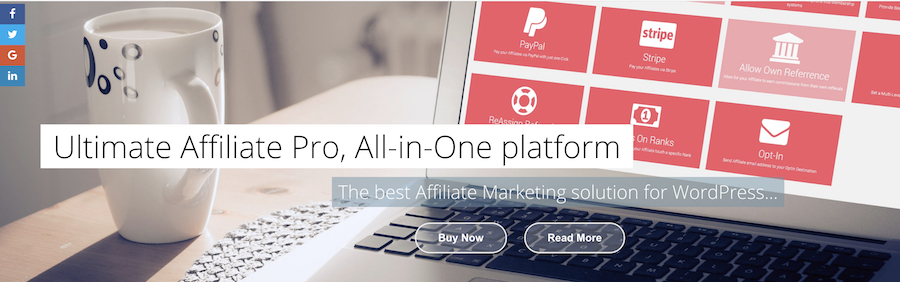 Plugin affiliate WordPress ultimate affiliate pro