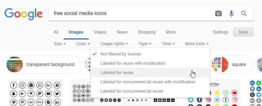 tìm ảnh cho phép sử dụng không bản quyền