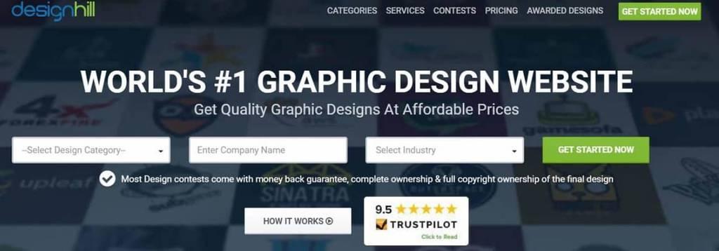 designhill part-time jobs