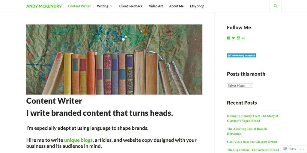 freelance writing cách tạo blog kiếm tiền