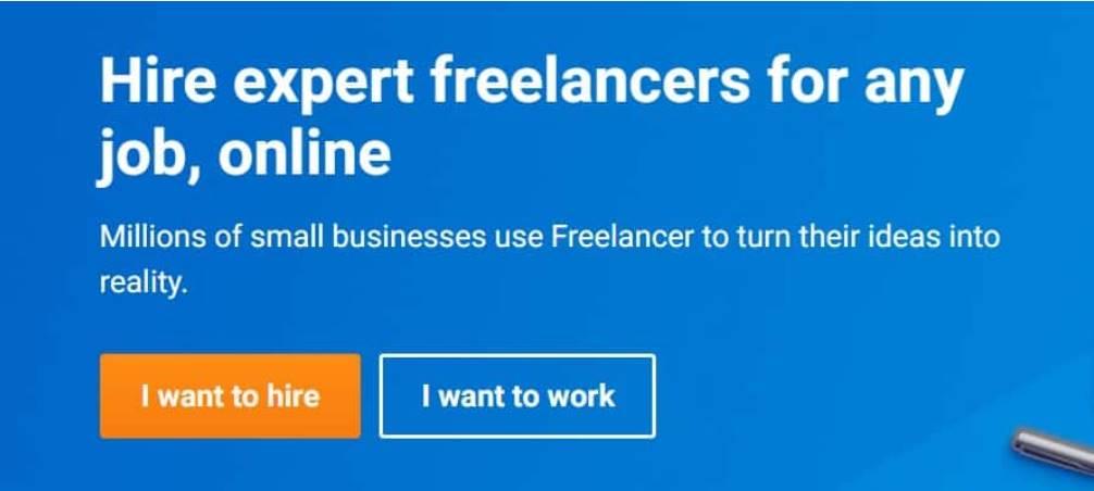 website freelancer