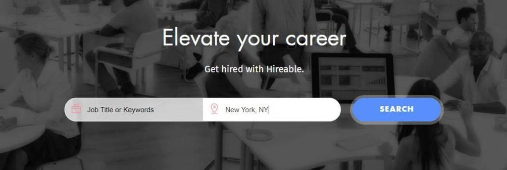 hireable freelancer job