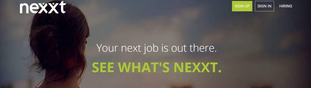 nexxt part-time jobs