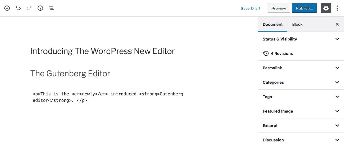 kiến thức cơ bản cần biết của WordPress