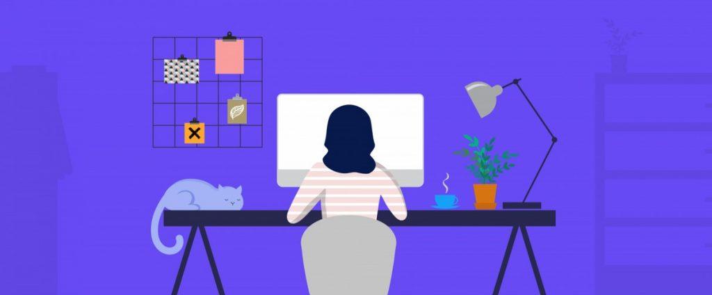 Làm việc tại nhà: 6 tips tăng năng suất từ Hostinger