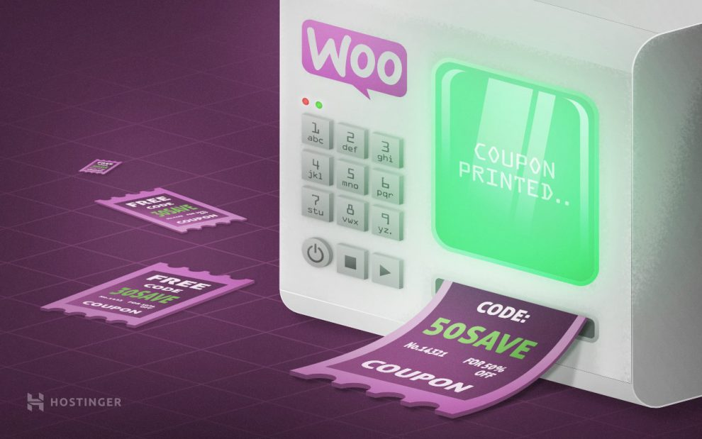 Cách tạo Coupon Woocommerce
