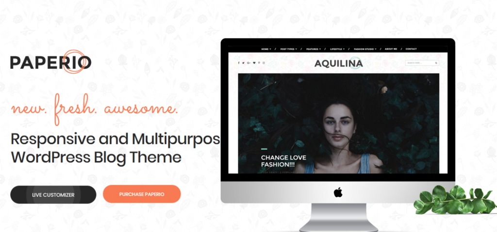 paperio wordpress theme