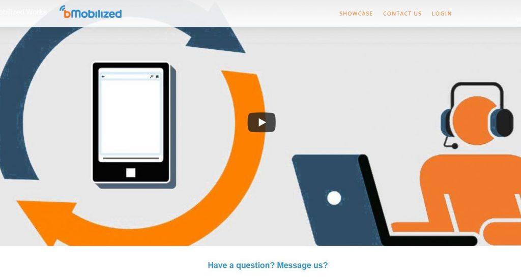 bMobilized chuyển website responsive
