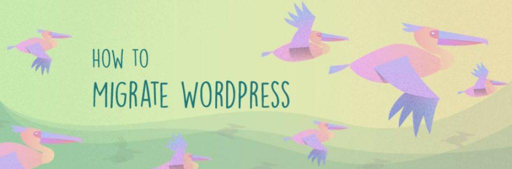 Hướng dẫn chuyển host cho WordPress – Migrate WordPress website