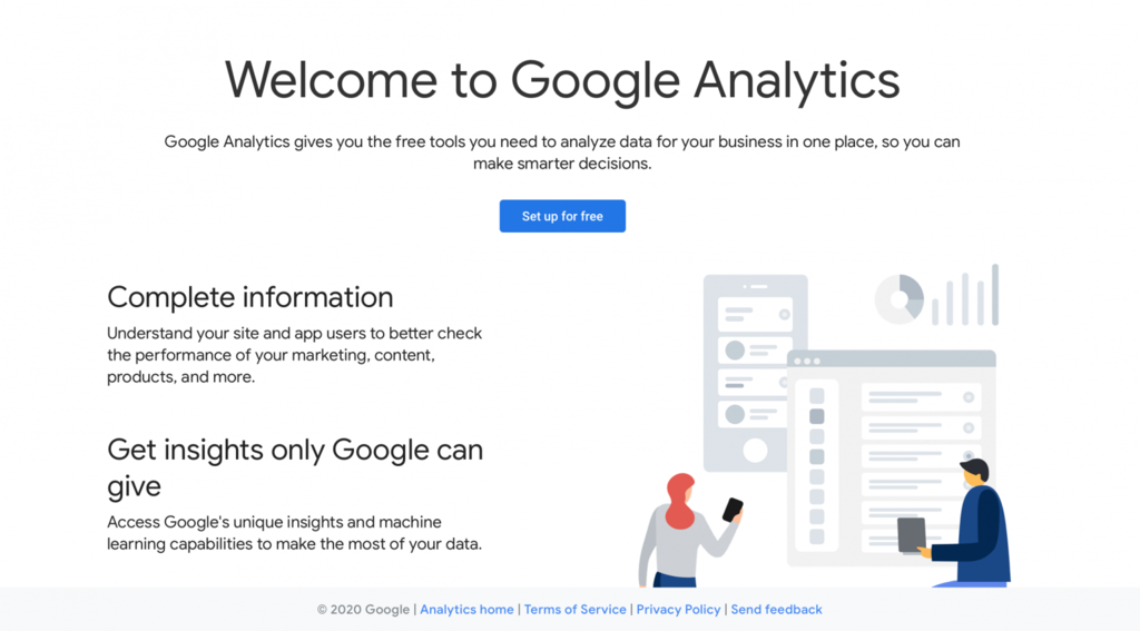 thêm google analytics