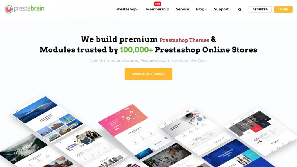 shop online prestabrain