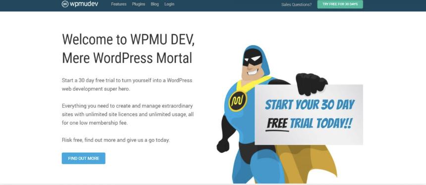 wpmu-dev hỗ trợ WordPress